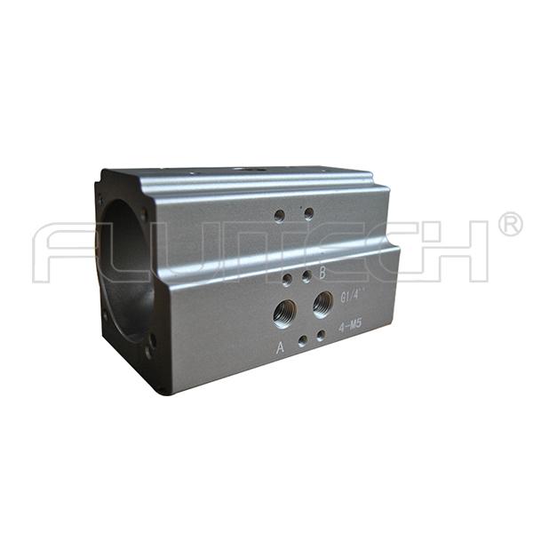 偏置式结构气动执行器使用寿命延长
